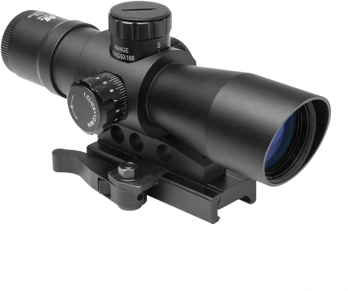 NcStar Mark III Tactical Gen 2 4x32mm P4 Sniper STP432GV2