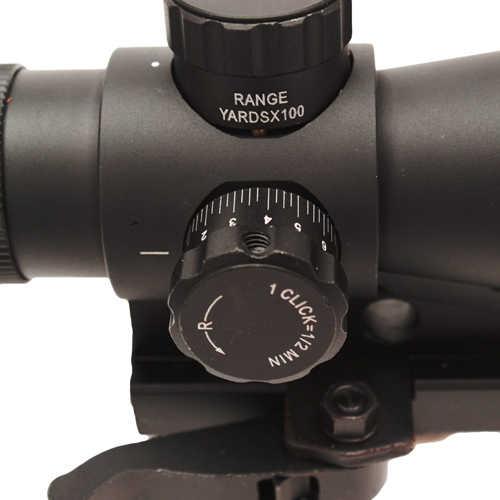 NcStar Mark III Tactical Gen 2 3-9x42mm P4 Sniper STP3942GV2