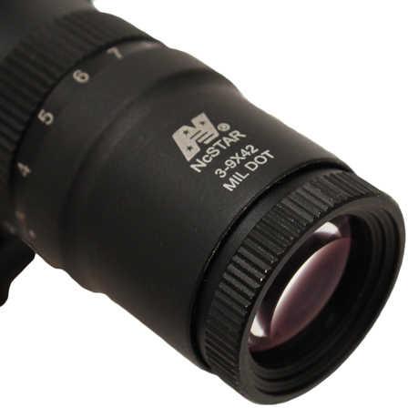 NcStar Mark III Tactical Gen 2 3-9x42mm Mil-Dot STM3942GV2