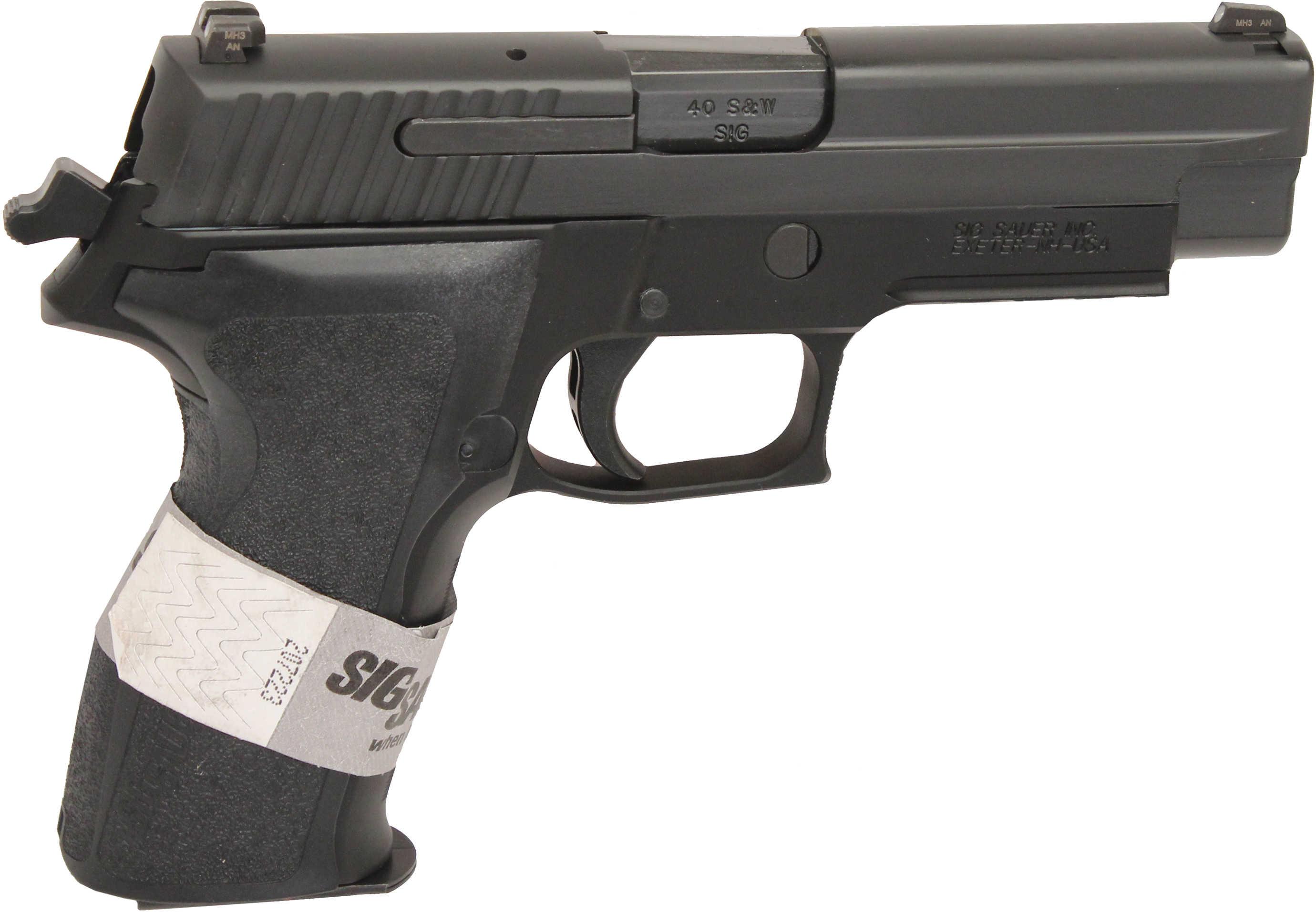 Sig Sauer P226 40 S&W Black E2 Polymer Grip 2-12 Round Mags Semi-Automatic Pistol E26R40BSS