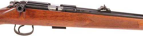 CZ USA 455 FS 22 Long Rifle 5 Round Mag Mannlicher Stock Bolt Action Rifle 02105
