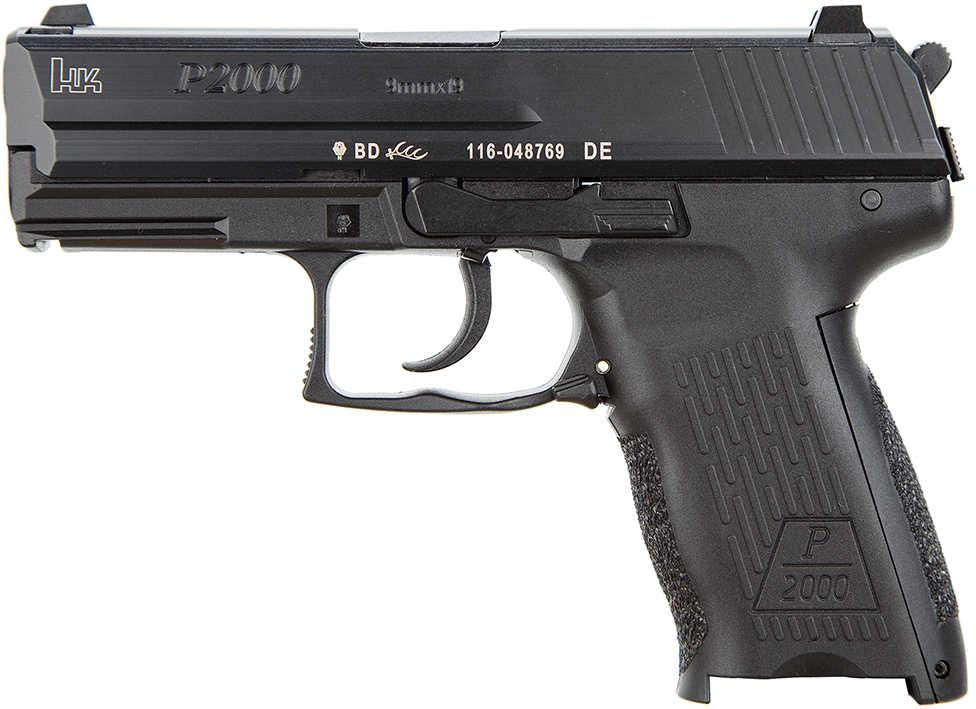 Heckler & Koch P2000 9mm Luger V3 Pistol M709203