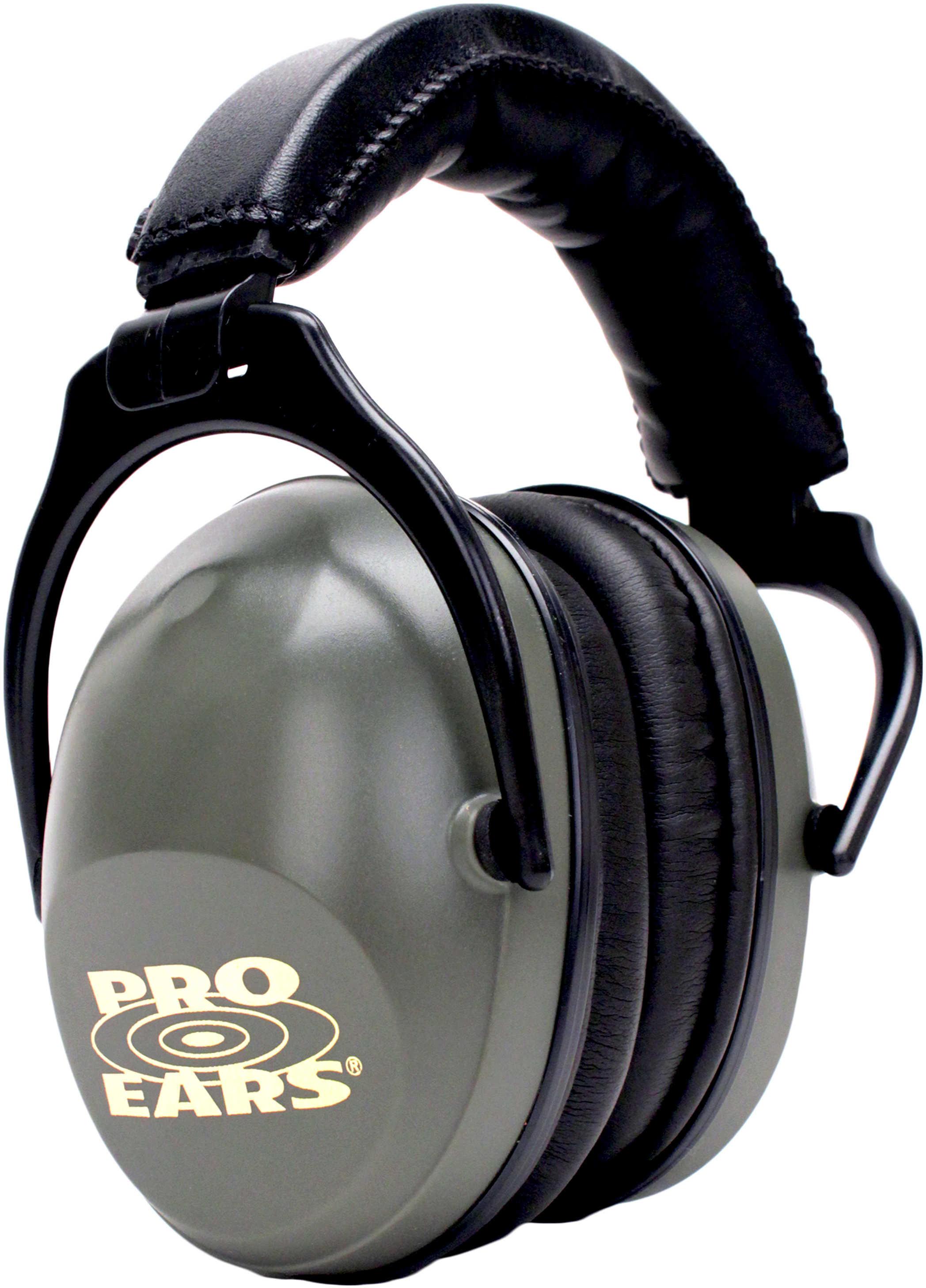 Pro Ears Ultra Sleek Green PE-US-G