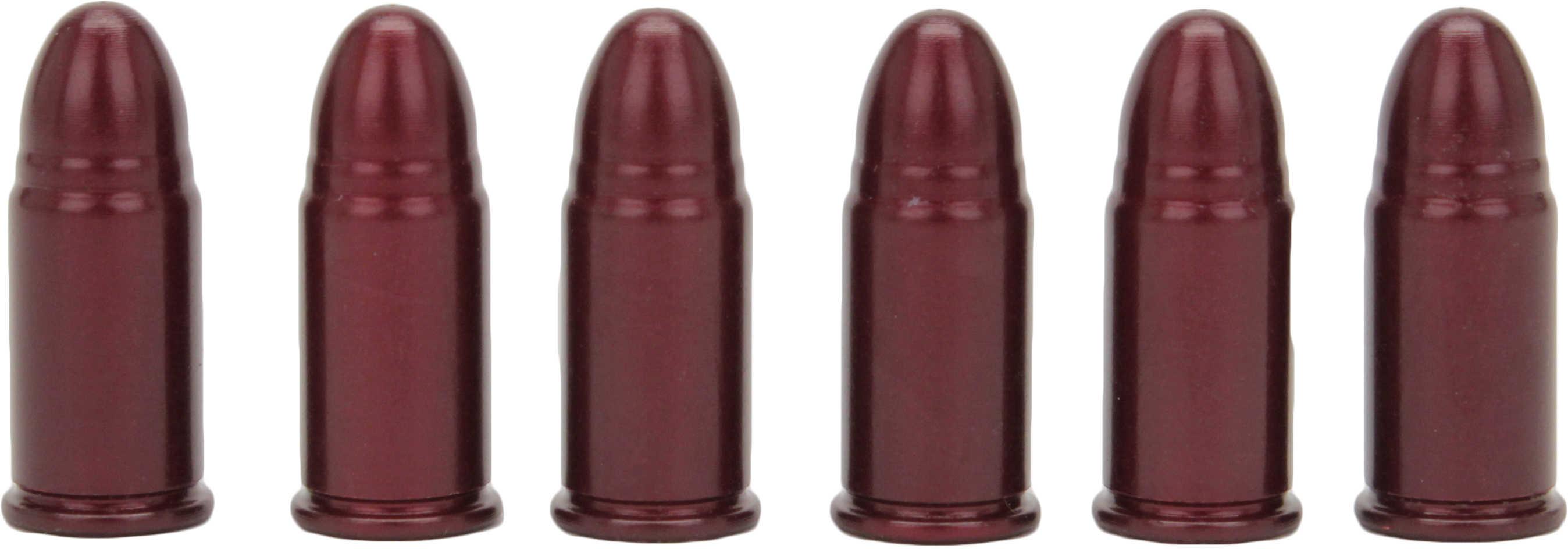 A-Zoom Revolver Metal Snap Caps 32 S&W Short, (Per 6) 16160