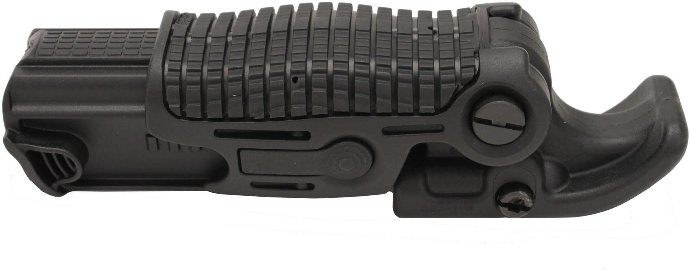 Mako Group Tactical Folding Grip for Glock Handguns Black FGG-K-B