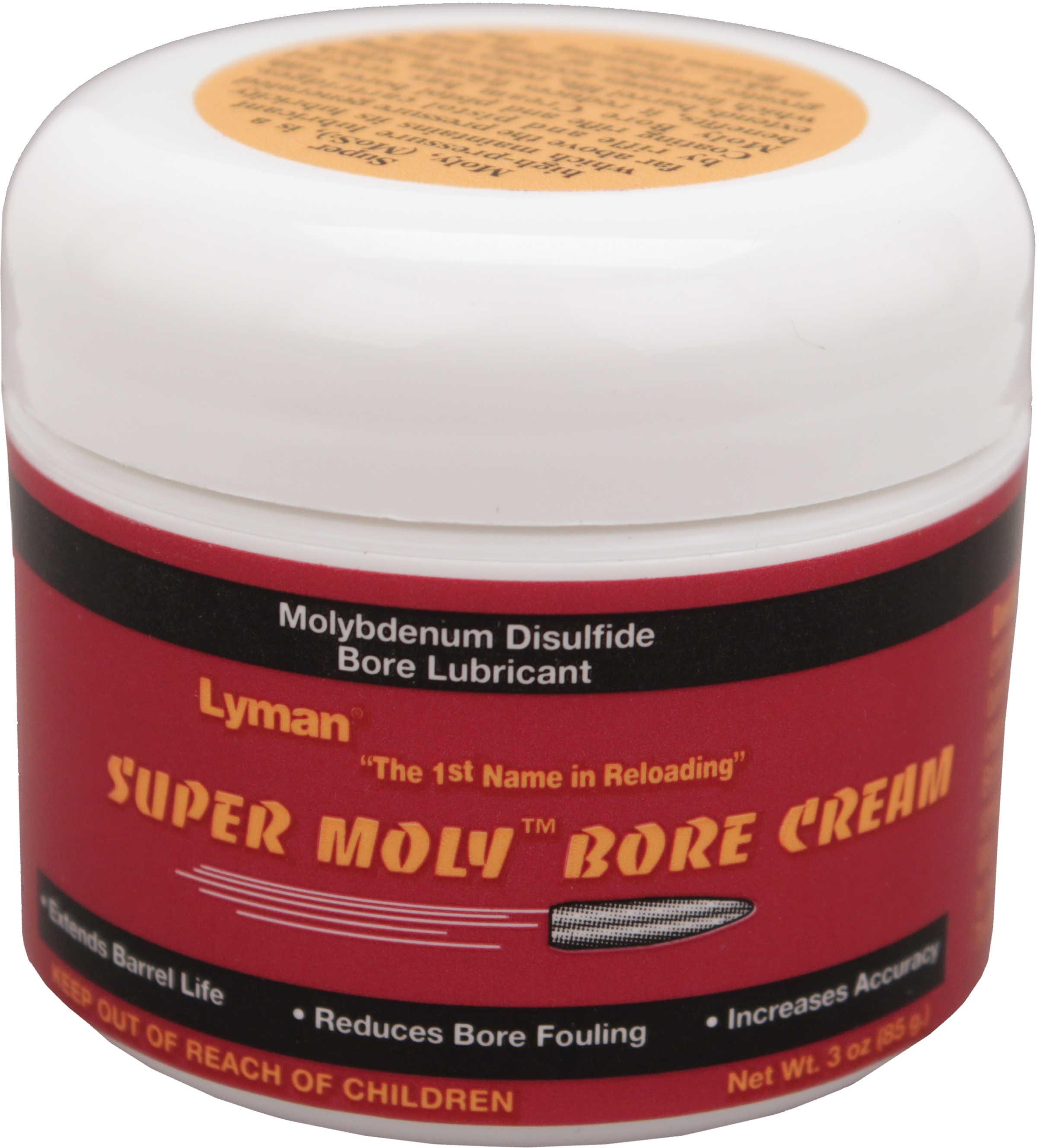 Lyman Moly Bore Cream (3 oz.) 7631419