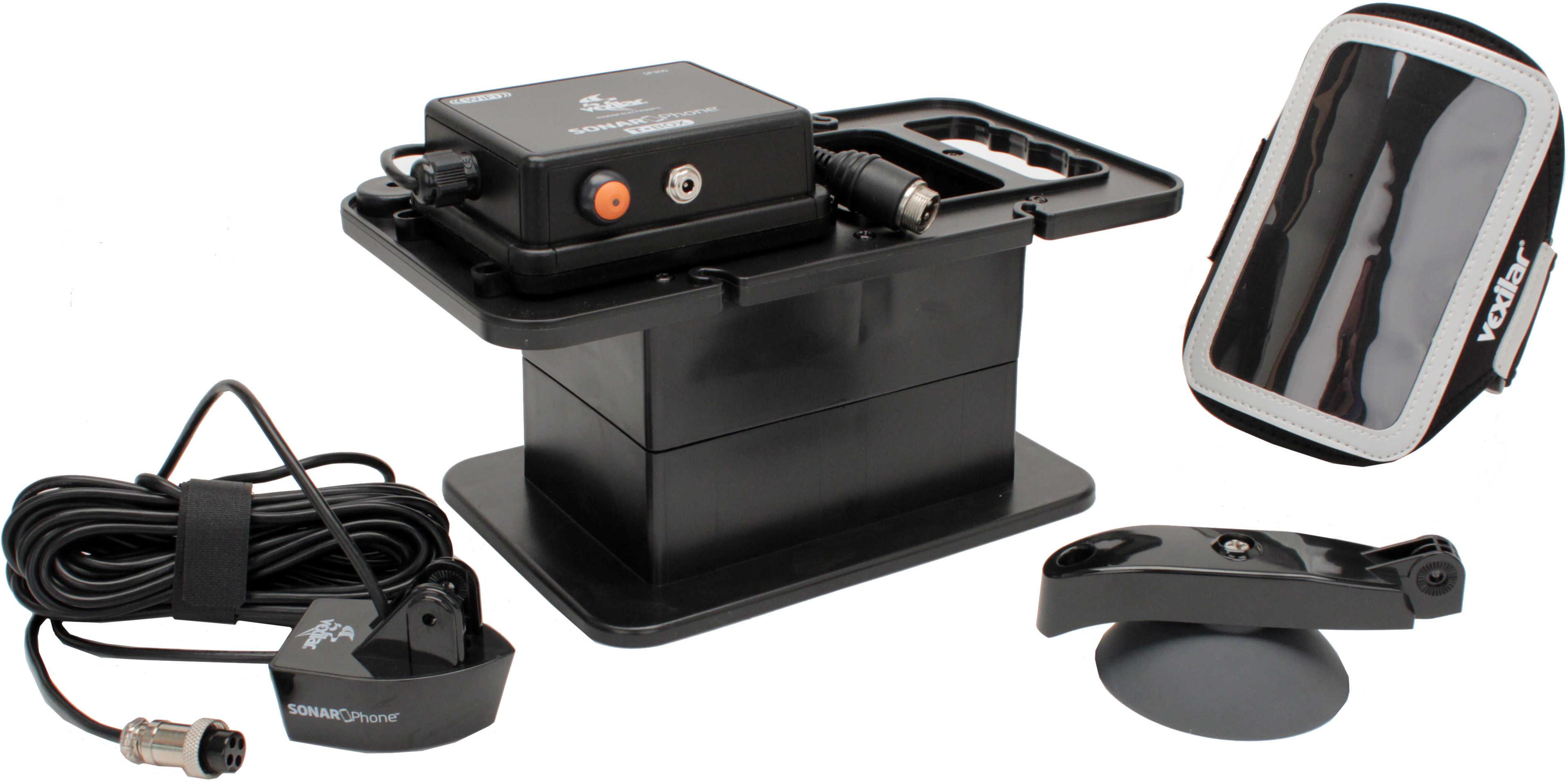 Vexilar Inc. Sonarphone w/High Speed Transducer, Portable SP300