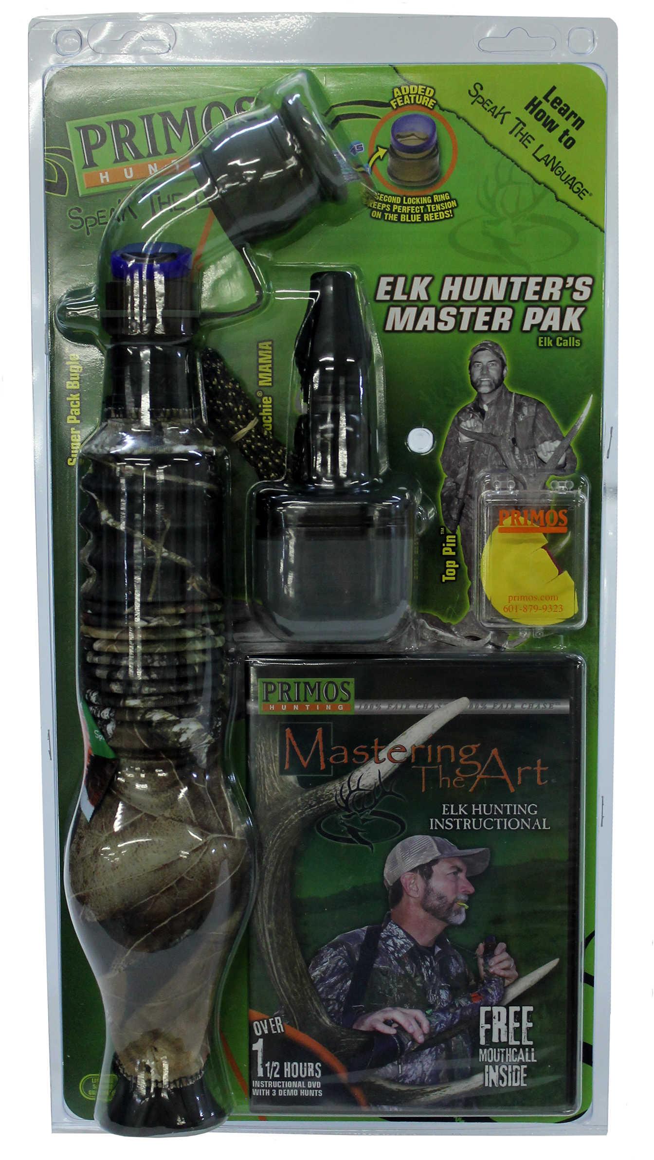 Primos Elk Hunter Master Pack Calls 943