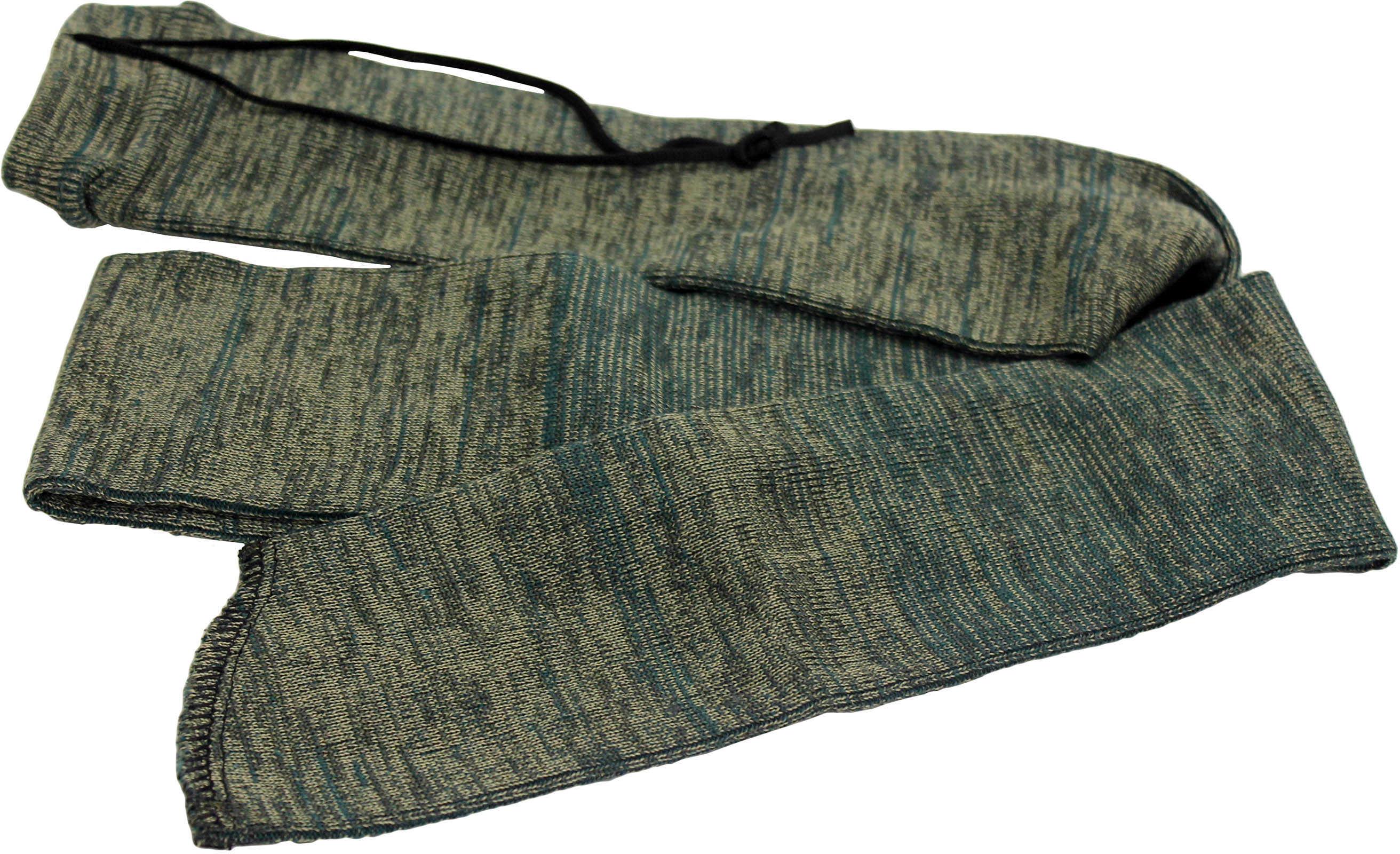 """Remington Gun Sock Single Rifle 52"""" Green Finish 18494"""