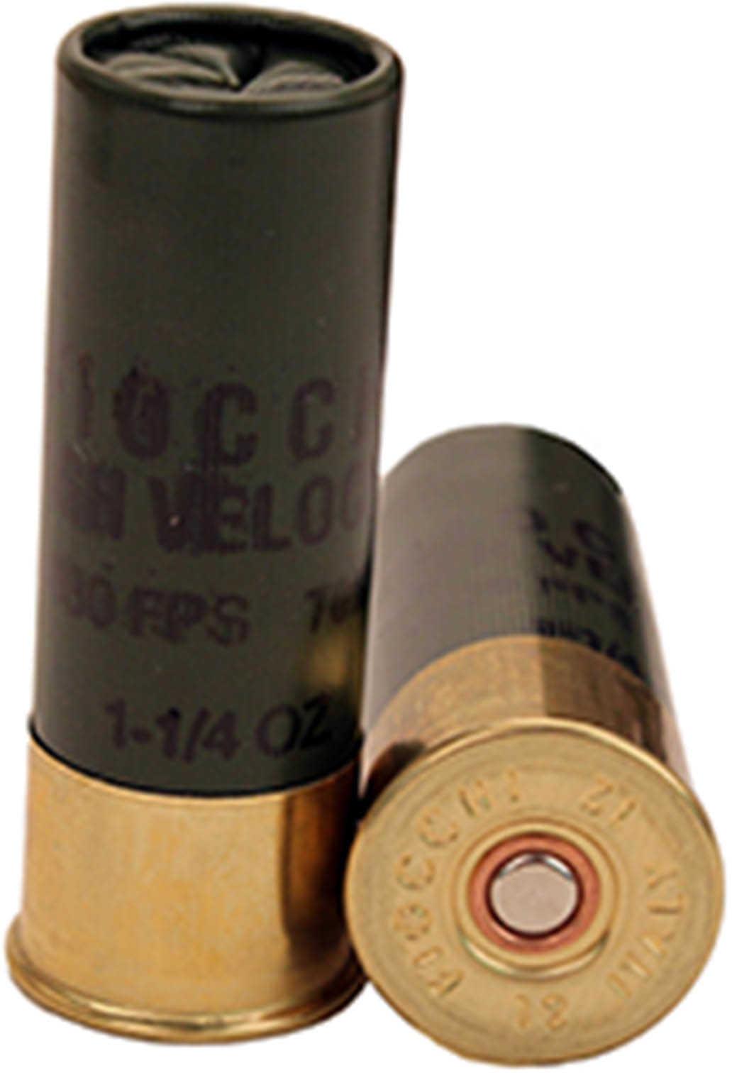 "Fiocchi Ammo 12 Gauge 2 3/4"" 1-1/4oz High Velocity #7.5 25 Rounds Ammunition 12HV75"