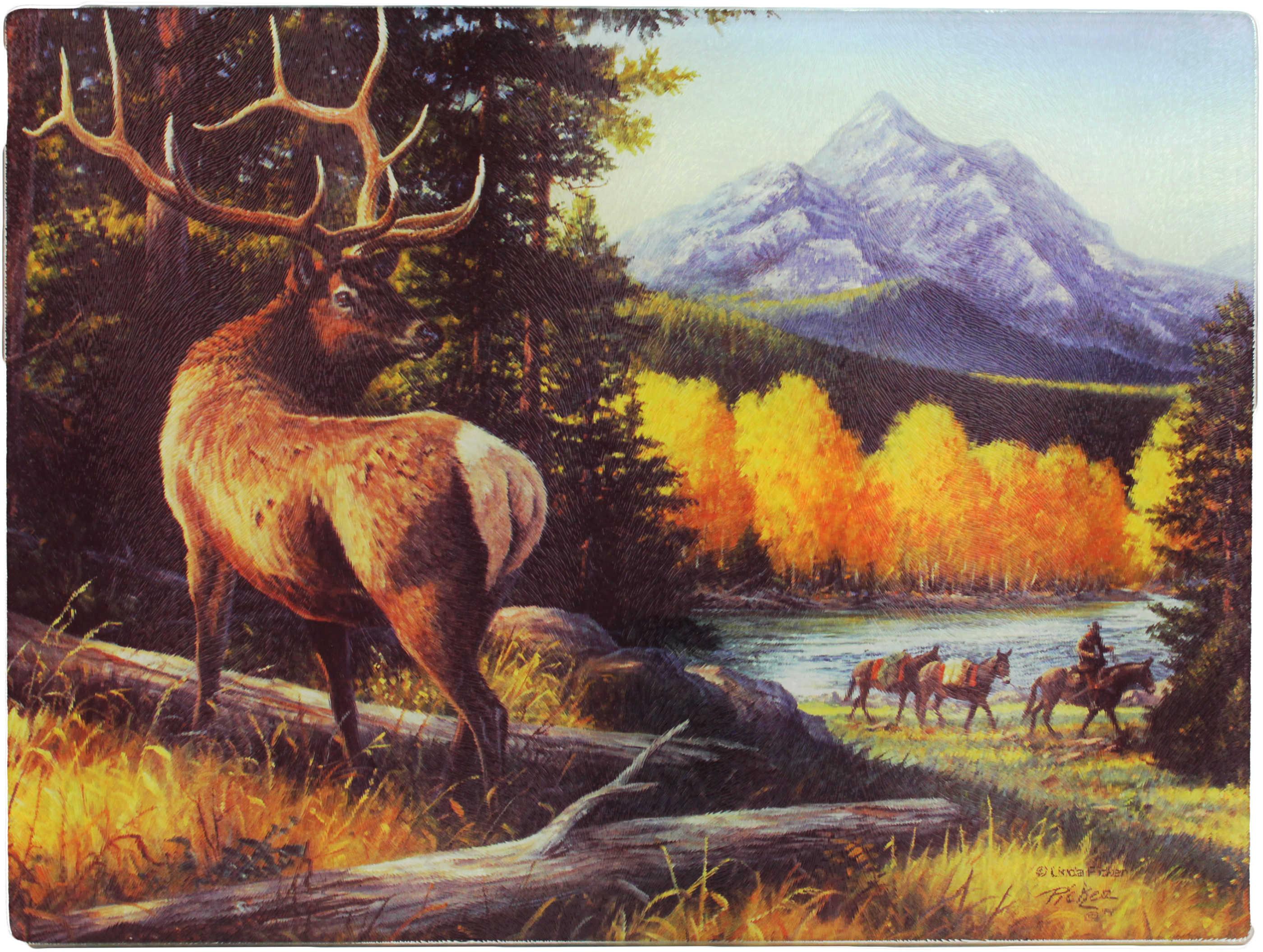 Rivers Edge Products Cutting Board Elk 729