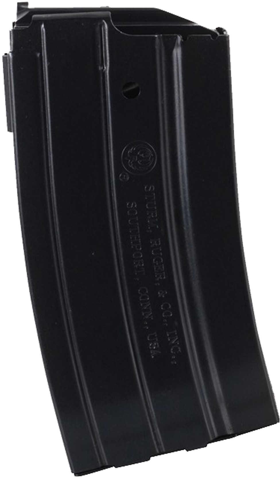 Ruger Magazine 223 Rem 20 Rounds Black Fits Mini-14 90010