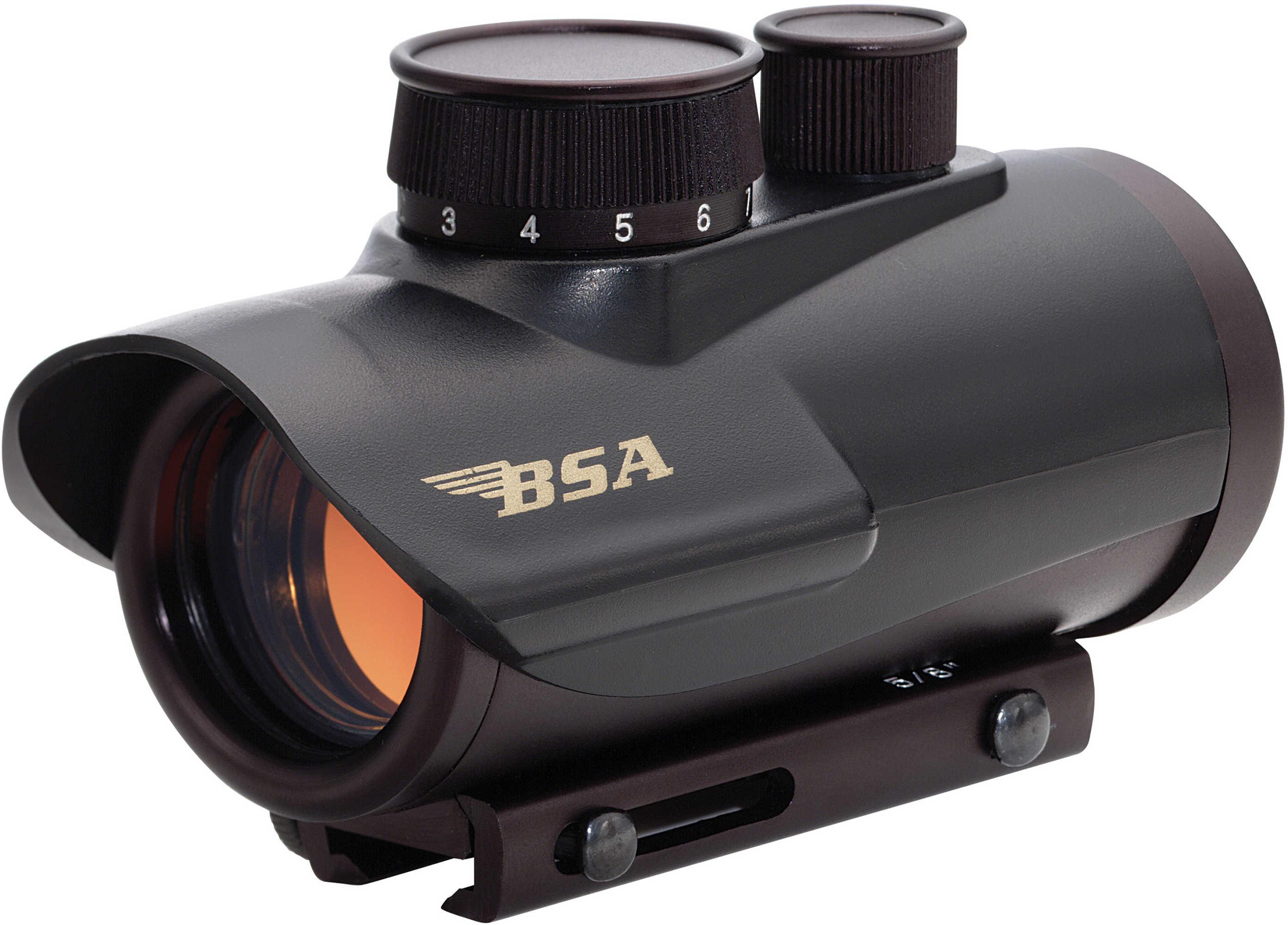 BSA Scope 30MM Red Dot 5 MOA RD30CP