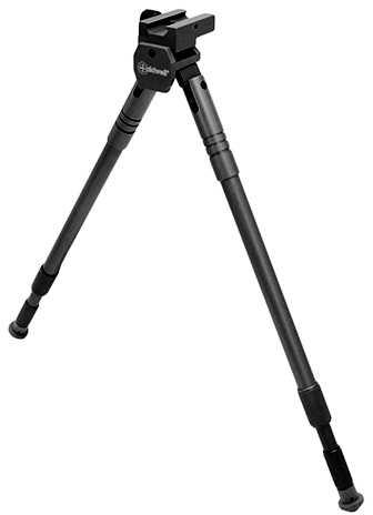 Caldwell Sitting Bipod Attaches to Picatinny Rail Fits AR Rifles Black 532255