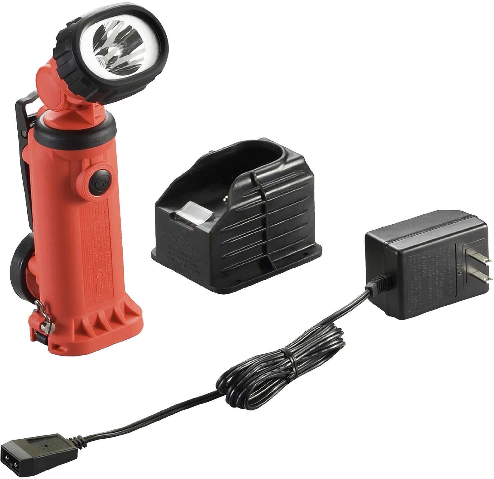 Streamlight Knucklehead HAZ-LO Light Spot 120V AC, Orange 91752