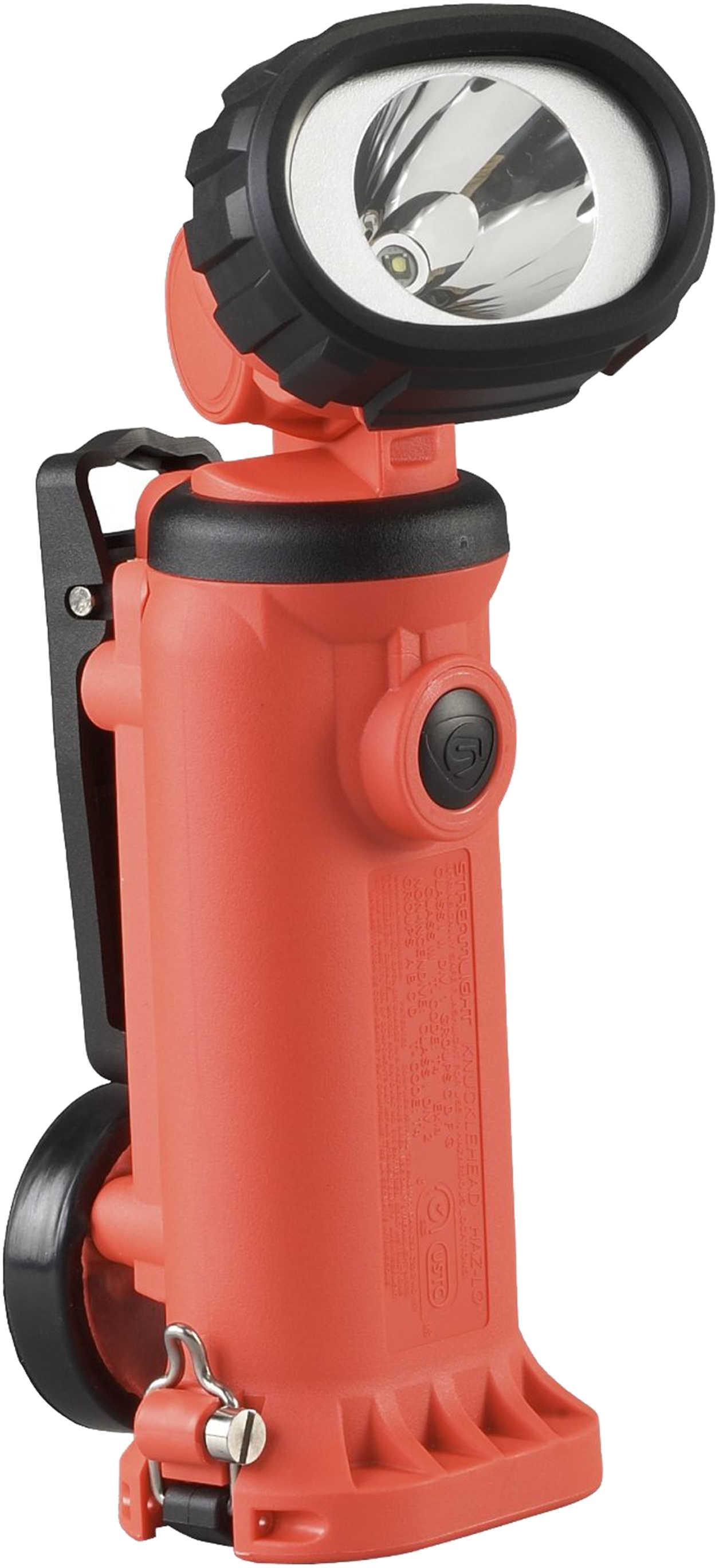 Streamlight Knucklehead HAZ-LO Light Spot w/o Charger, Orange 91751