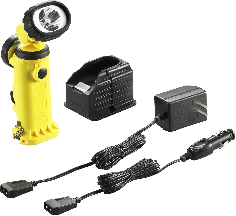 Streamlight Knucklehead HAZ-LO Light Spot 120V AC/12V DC, Yellow 91727