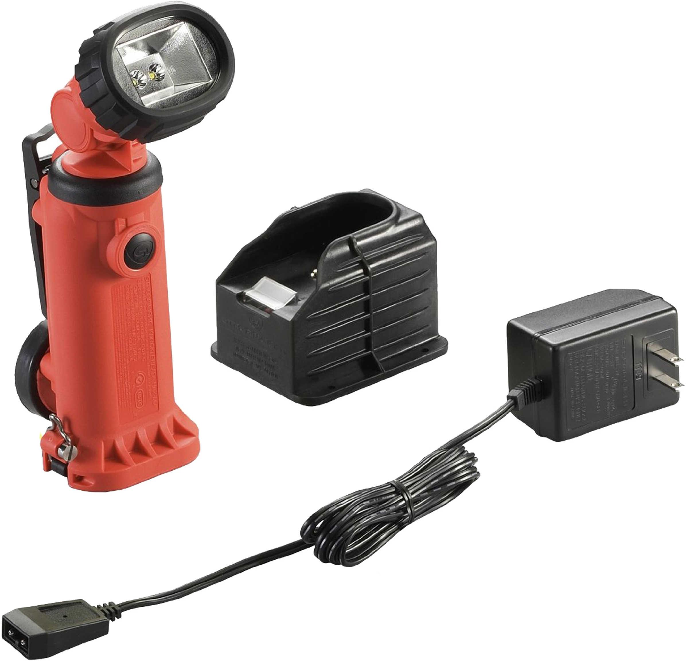 Streamlight Knucklehead HAZ-LO Light Flood 120V AC, Orange 91652