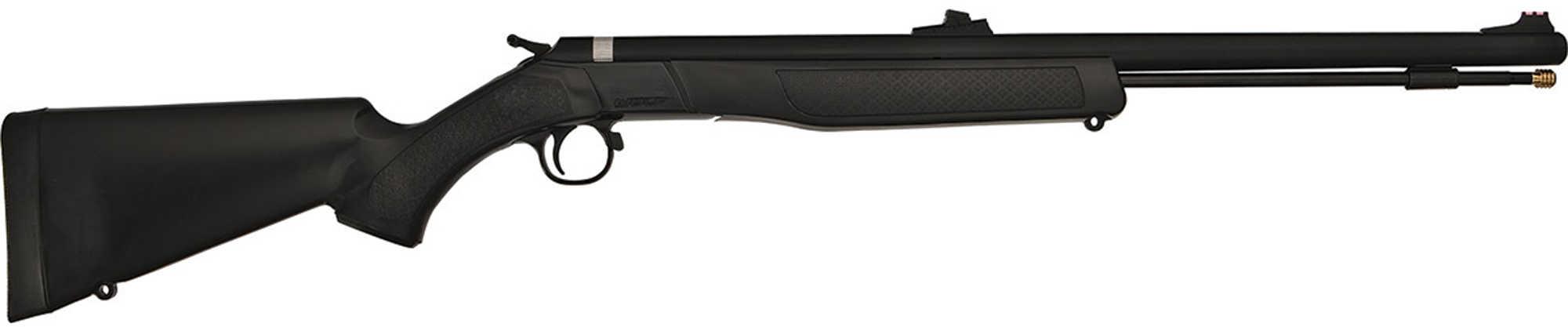 CVA Wolf 50 Caliber Blued/Black Muzzleloader Md: PR2110