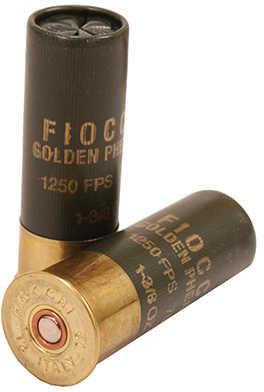 """Fiocchi Ammo Golden Pheasant 12 Gauge 2 3/4"""" 1 3/8Oz #5 25 Rounds Ammunition 12GP5"""
