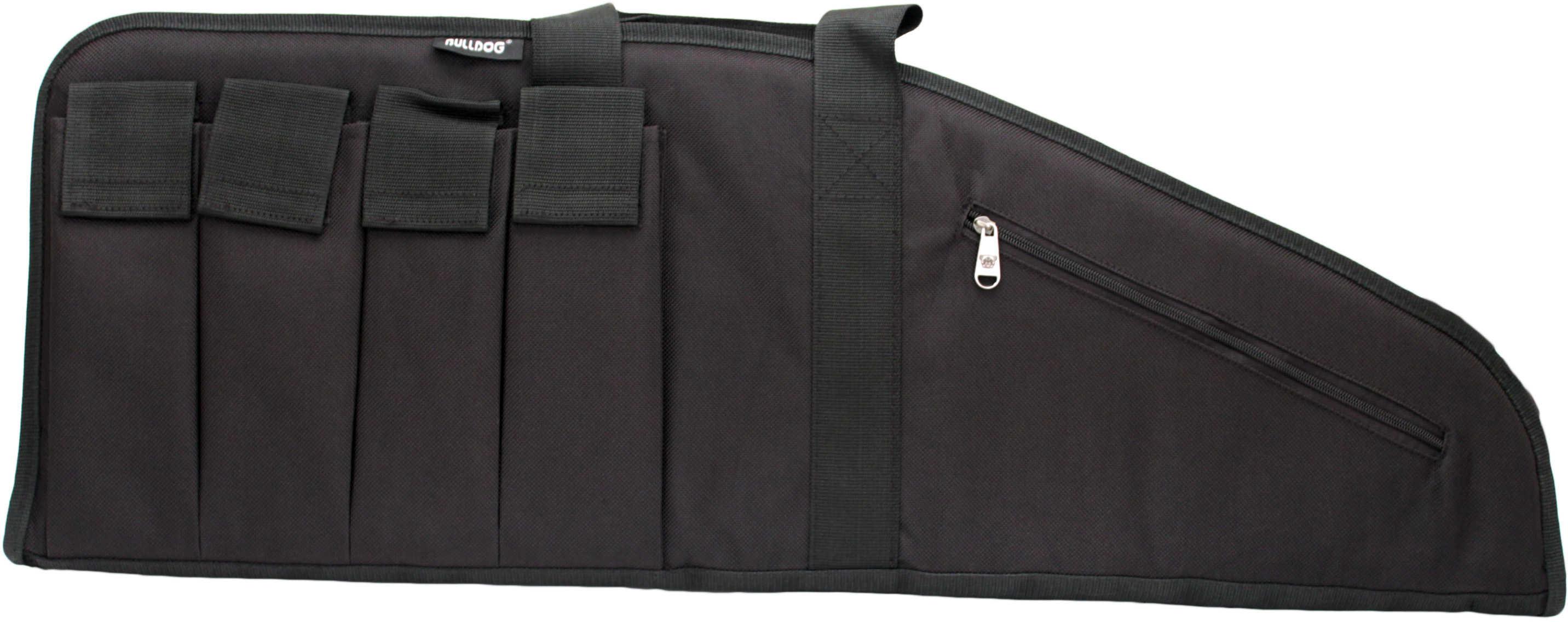"Bulldog Cases Bulldog Tactical Extreme 35"" Black With Black Trim 422"