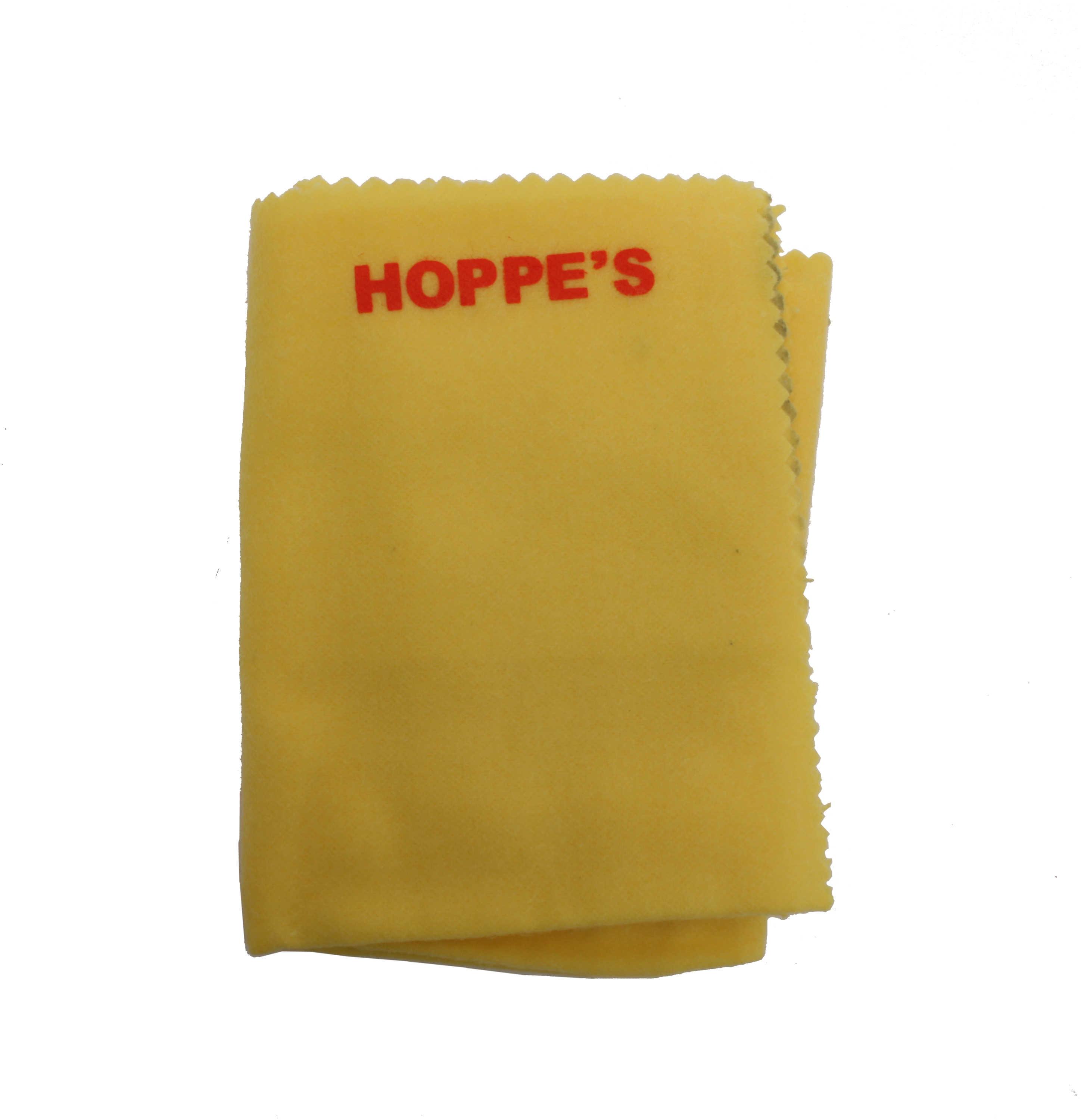 Hoppes Wax Treated Cloth For Wood Stocks 1217