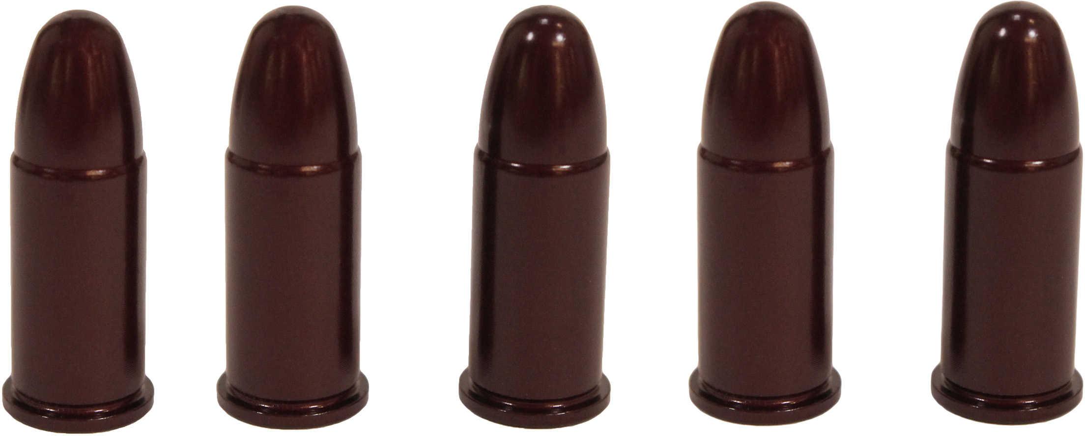 A-Zoom Revolver Metal Snap Caps 38 S&W (Per 6) 16125
