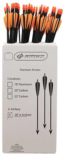 Barnett Junior Archery Arrows - 72 pack 19150