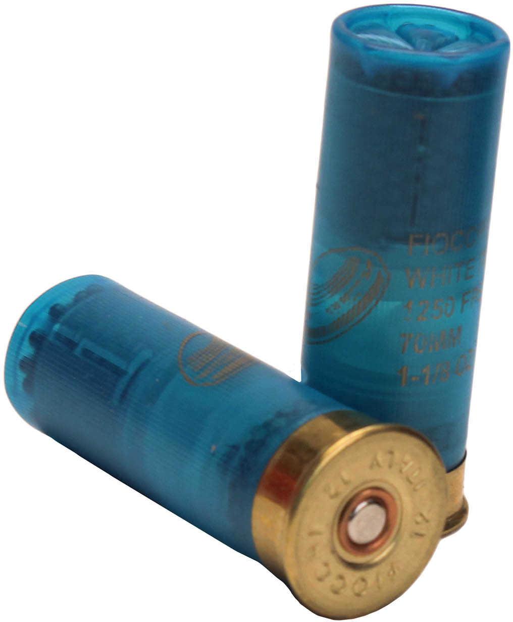 "Fiocchi Ammo White Rino Target 12 Gauge 2 3/4"" 1 1/8Oz #8 25 Rounds Ammunition 12WRNO8"