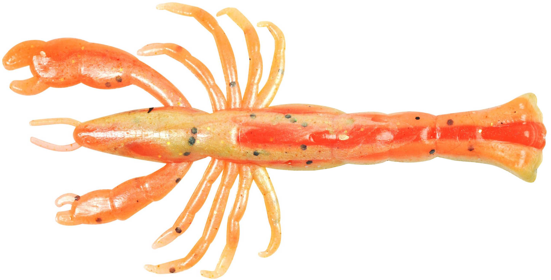 Berkley Gulp! Salt Water Ghost Shrimp 3in 7/per bag Natural With Sparkle Md#: GSSGSHR3-NSP