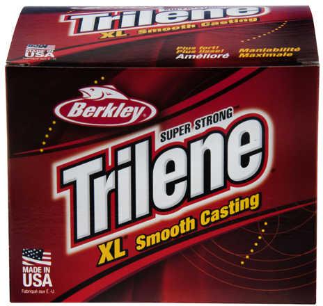 Berkley Trilene XL Line 3000yd 17# Clear Md#: XL3017-15