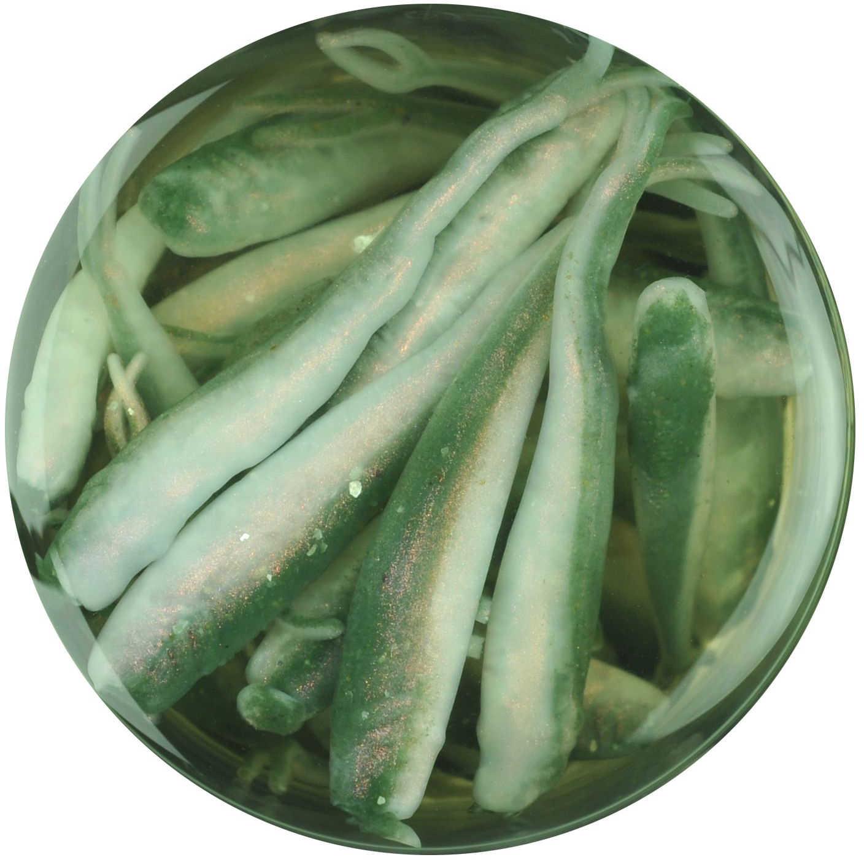 Berkley Gulp! Alive Minnow 1in 2.1 Oz Jar Emerald Shiner Md#: GAJMI1-ES