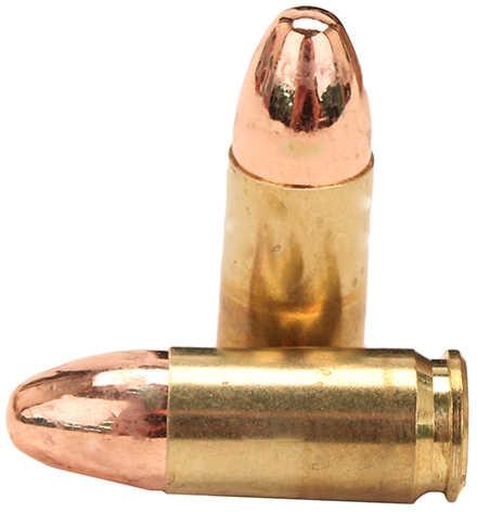 CCI/Speer Blazer Brass 9mm 115 Grain Full Metal Jacket 50 Round Box 5200