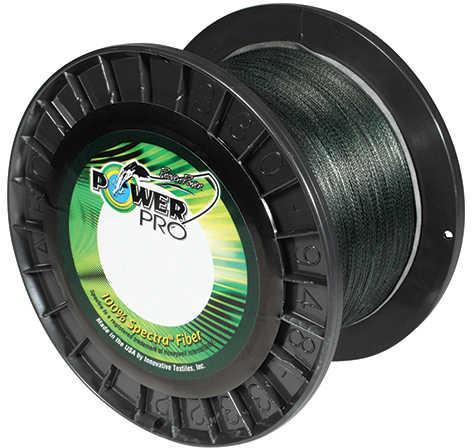 Shimano Power Pro Micro-Filament Line 100# (20# Dia) 150yds Moss Green Md#: 0100-0150
