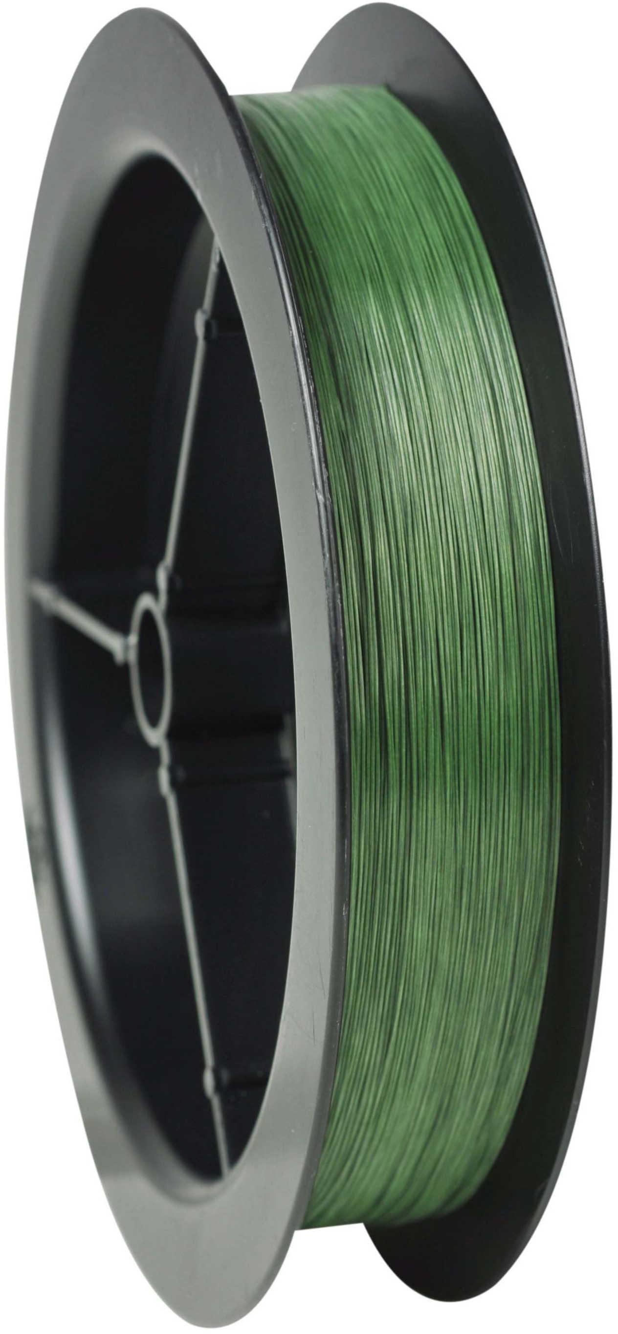 Pure Fishing / Jarden Spiderwire Ez Braid 110yd 50#/12Dia Moss Green Md#: EZB50G-110