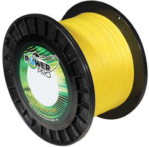 Shimano Power Pro Micro-Filament Line 30# (8# Dia) 150yds Hi-Vis Ye Md#: 030-0150Y