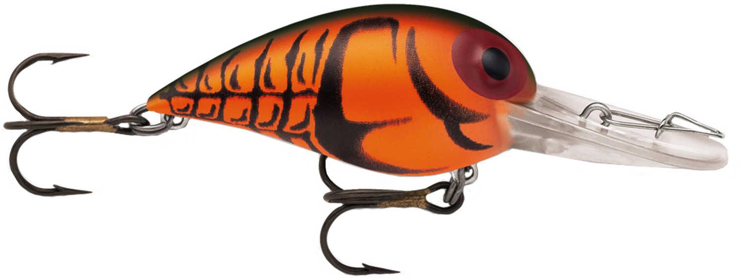 Normark Storm Wiggle Wart 3/8oz 2in Natural Red Crawfish Md#: V209