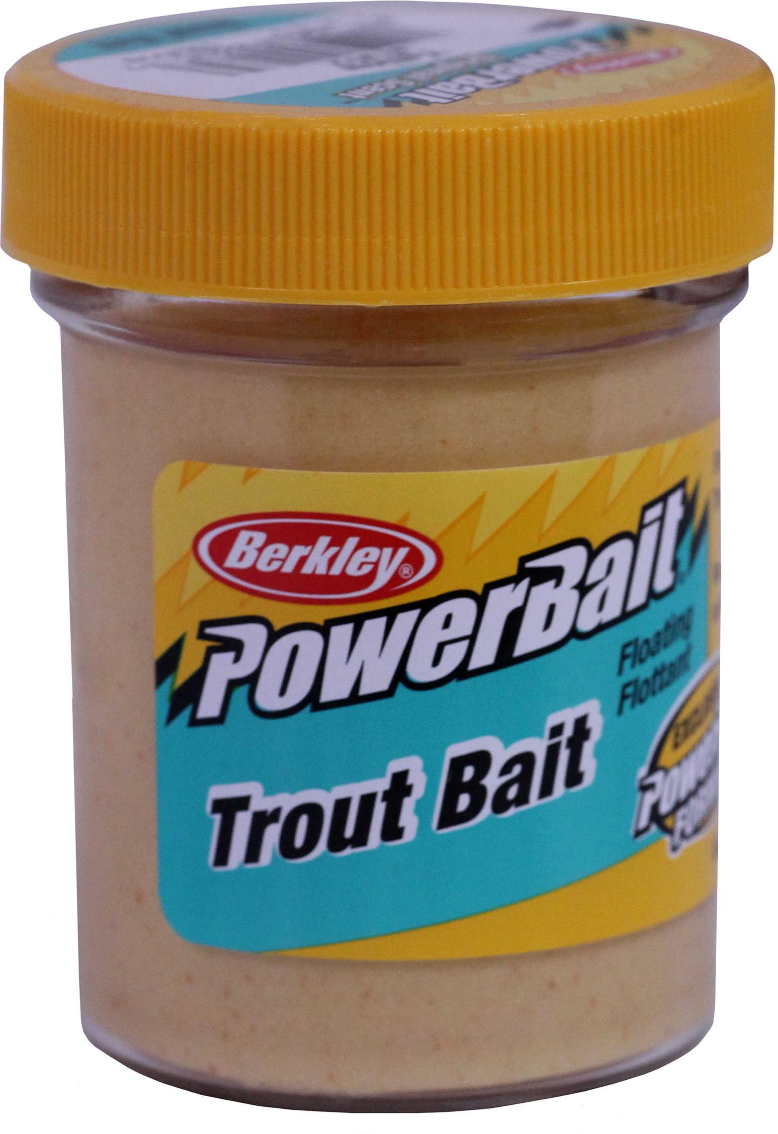 Berkley Biodegradable Trout Bait 1.75 oz. Yellow Md#: TBY2
