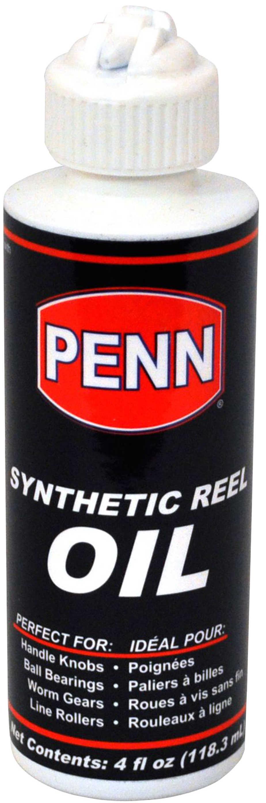 Penn Reel Oil 4oz Dripper Bottle Md#: 4OZOILCS6