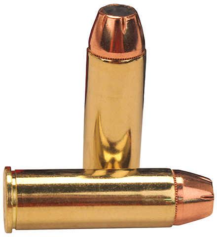 Fiocchii Ammunition .44 Magnum 200 Grains Semi Jacketed Hollow Point