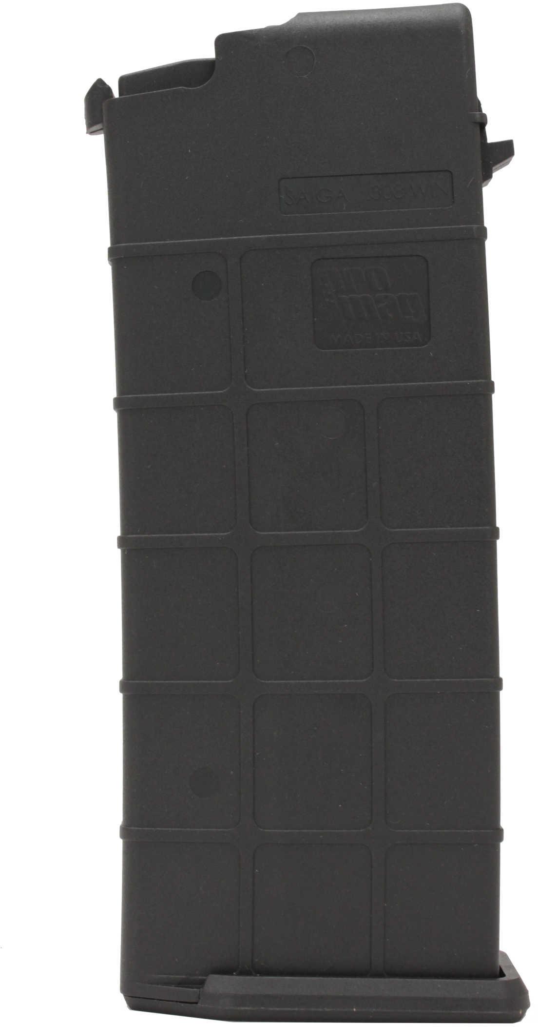 ProMag SAIGA Magazine .308 - Black polymer - 24 Round SAIA5