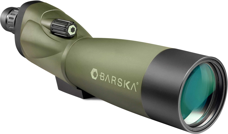 Barska Optics Barska 18-36X50 Spotting Scope With Straight Eyepiece/Tripod/Carrying Case Md: AD11114