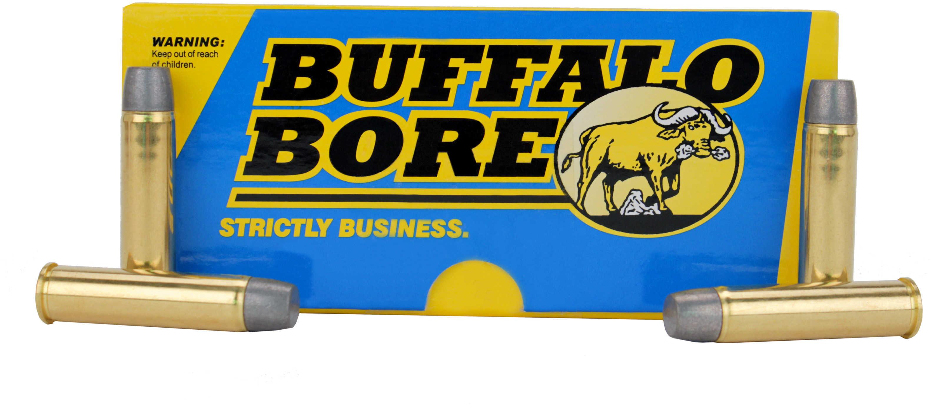 Buffalo Bore Ammunition Handgun 460 S&W Mag Hard Cast 360