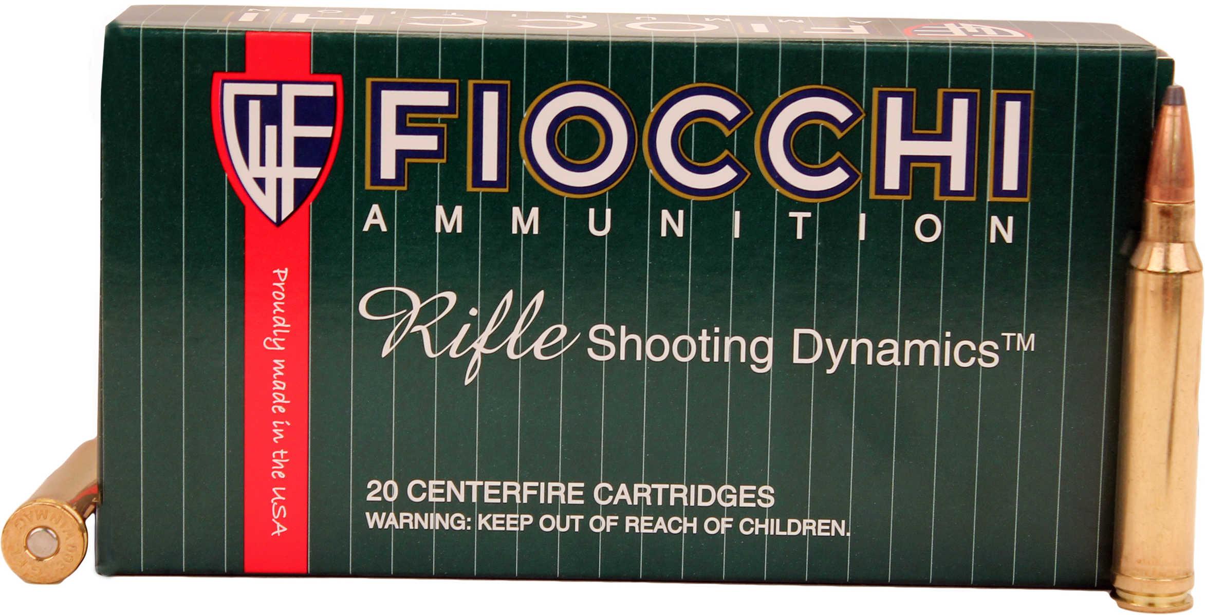 FiocchiI 300 WMB SD 300 Winchester Magnum 180 PSP Per 20 Ammunition A300WMB