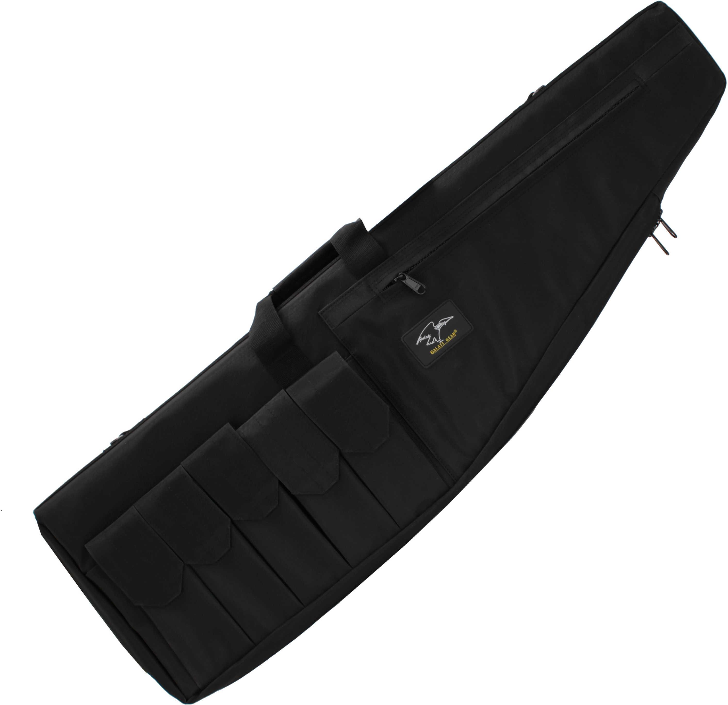 "Galati Gear Rifle Rifle Case Black Nylon 42"" X 12"" X 2.5"" 4208XT"