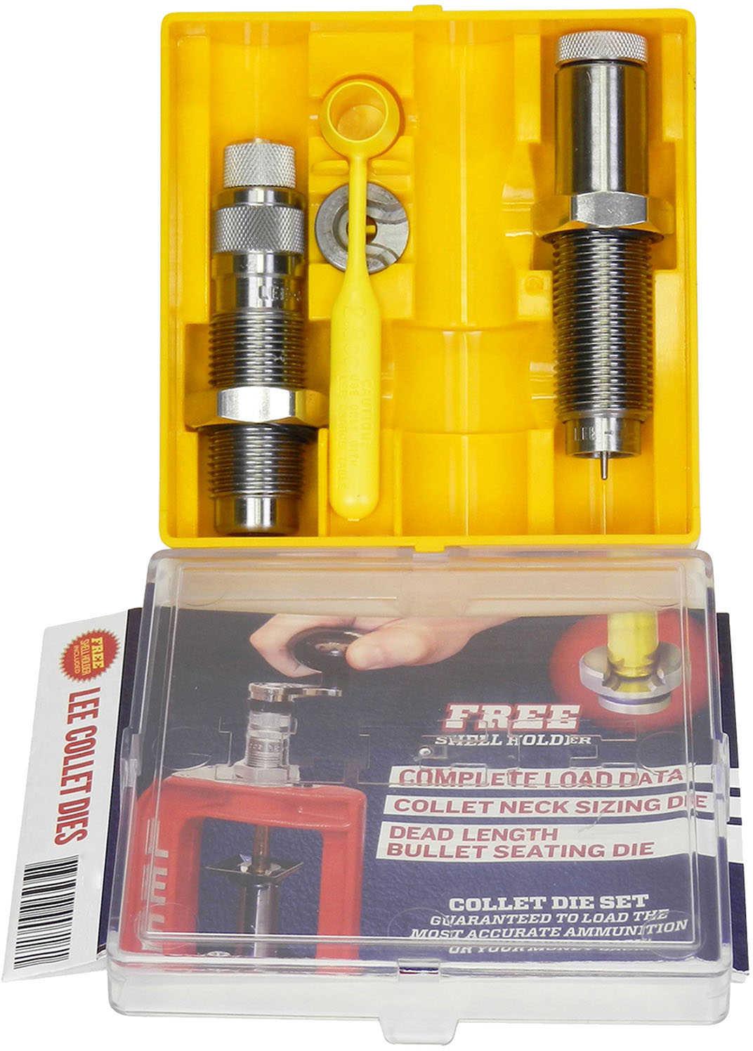 Lee Collet Die Set With Shellholder For 17 Remington Md: 90804
