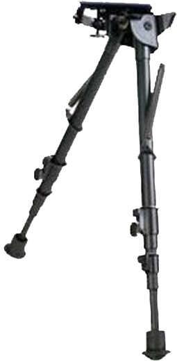 "Shooters Ridge Pivot Bipod Black Adjustable Rifle 14.5"" To 29.25"" 40453"