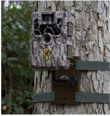 Browning Trail Cameras Trail Camera Tree Mount BTCTM