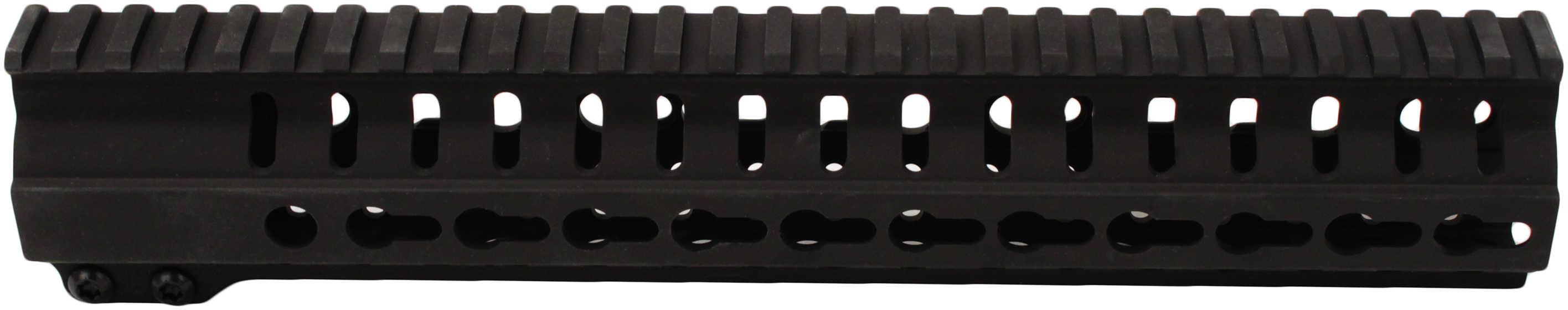 "CMMG, Inc AR-15 Hand Guard 11"" Free Floating Modular Handguard Aluminum Black RKM11 Key Mod 55DA2C4"
