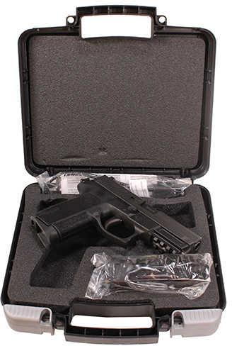 "Sig Sauer SP2022 Standard 9mm Luger 3.9"" Barrel 10 Round Polymer Grips MA Legal Semi Automatic Pistol SP2022M9BSS"